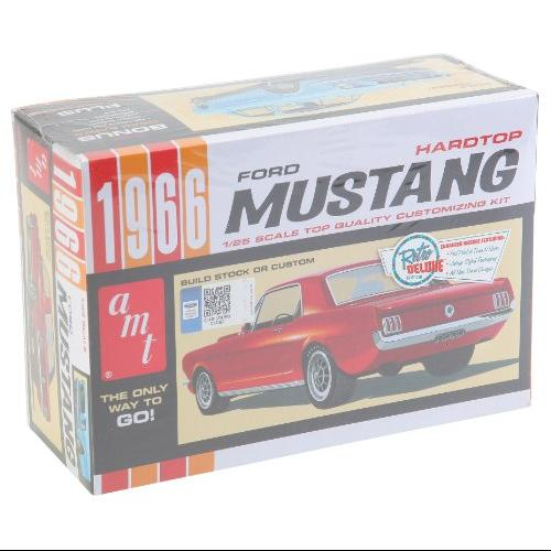 1/25 '66 Ford Mustang Hardtop Multi-Colored