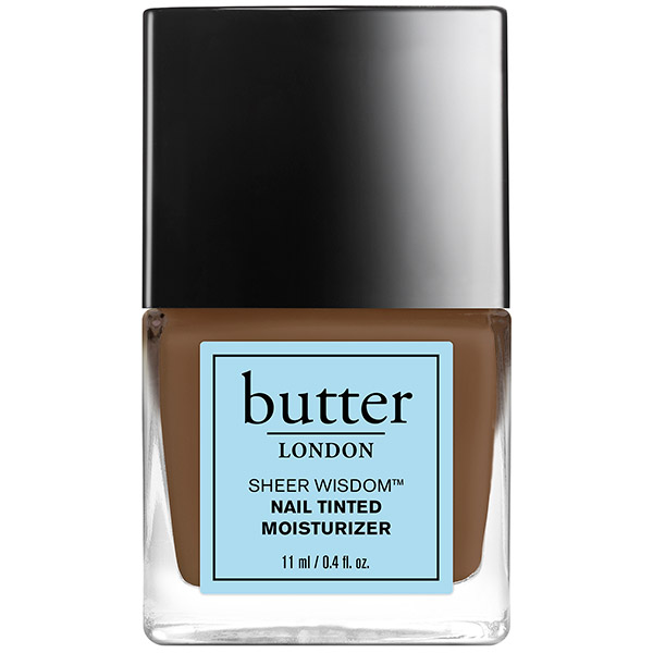 Butter London Sheer Wisdom Nail Tinted Moisturizer - Deep 0.4oz (11ml) - Walmart.com