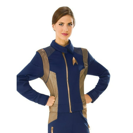 Halloween Costume Accessory Star Trek Discovery Womens Copper Operations - Operation Halloween