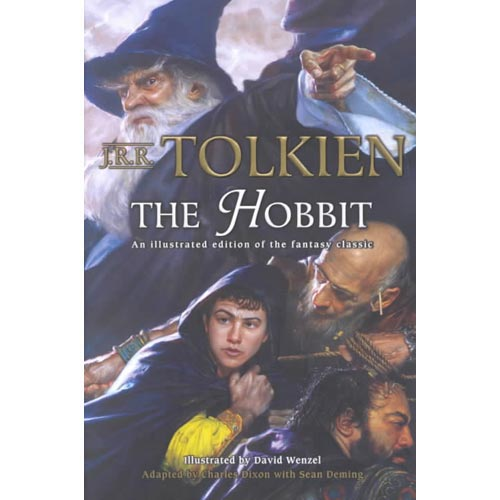 The Hobbit: An Illustrated Edition of the Fantasy Classic