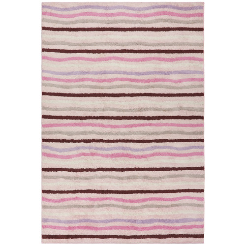 St. Croix Carousel Pink Ziggy Area Rug