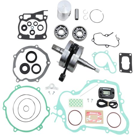 Complete Engine Replacement (Wiseco Garage Buddy Complete Engine Rebuild Kit 2002 Yamaha YZ125 (PWR125-101))
