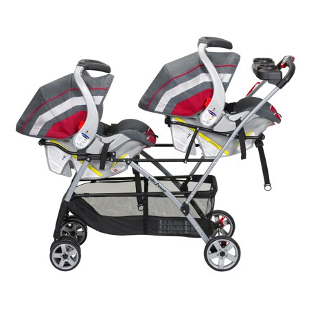 Baby Trend Snap N Go Universal Double Stroller Frame