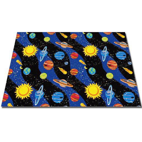 Kid Carpet Solar System Area Rug