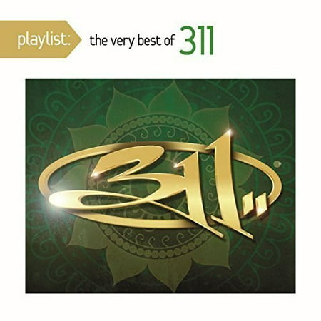 Playlist: The Very Best Of 311 [Clean] (Best Music To Clean To)
