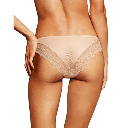 00 Comfort Devotion Lace Back Tanga Panty
