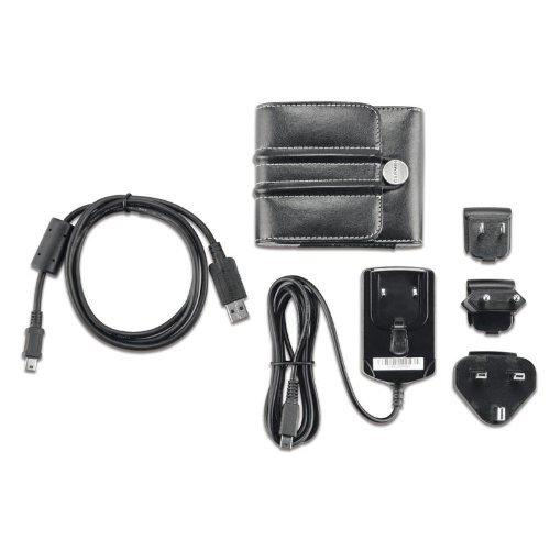 Travel Pack, Universal Carry Case, Usb Cable, Ac Charger W/ Adapters (010-11305-05)