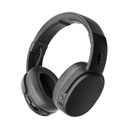 Skullcandy Crusher Wireless Over-Ear Headphone with Mic, Black - Skull Candy Mold