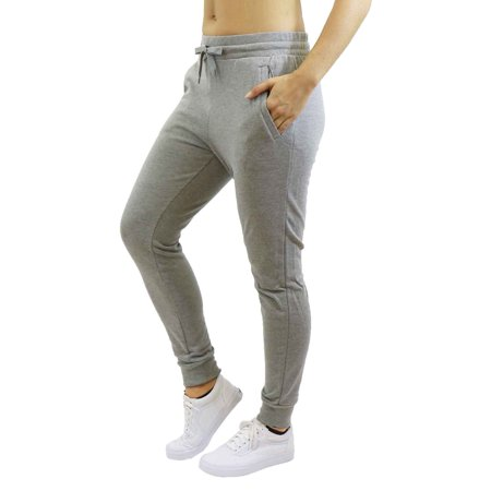Womens Loose Fit Fleece Jogger Sweatpants