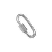 """APEX TOOLS GROUP LLC T7630526 3/16""""Stainless Steel Quick Snap Link"""