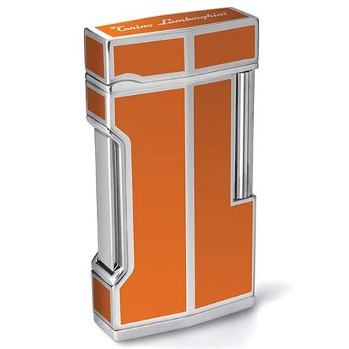 Tonino Lamborghini TTR006005 Tonino Lamborghini Mito Orange Flint Candle Flame Cigar Lighter