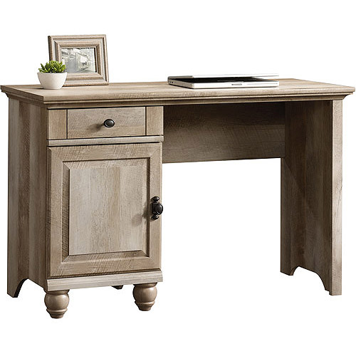Better Homes & Gardens Crossmill Desk, Weathered Finish