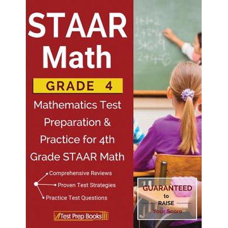 Staar Math Grade 4