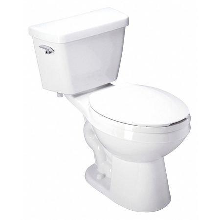 ZURN Z5551-K 1.6 gpf, Floor Mount, Elongated, Toilet