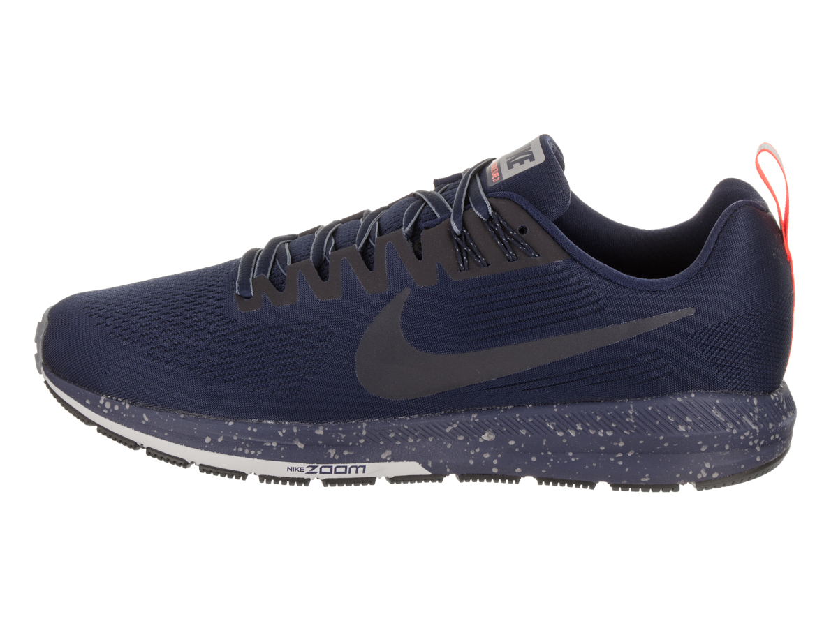 Nike - Nike Mens Air Zoom Structure 21 Shield Running Shoe - Walmart.com
