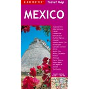 Globetrotter Travel Map Mexico