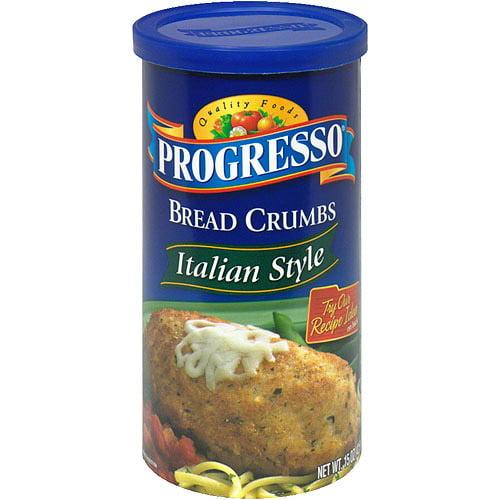 Progresso Italian Style Bread Crumbs, 15 oz (Pack of 12)