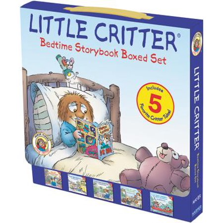 Little Critter: Bedtime Storybook Boxed Set : 5 Favorite Critter