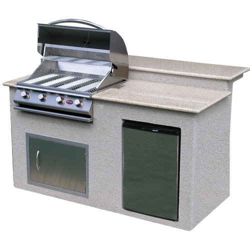 CalFlame 72'' 4-Burner Liquid Propane Gas Grill