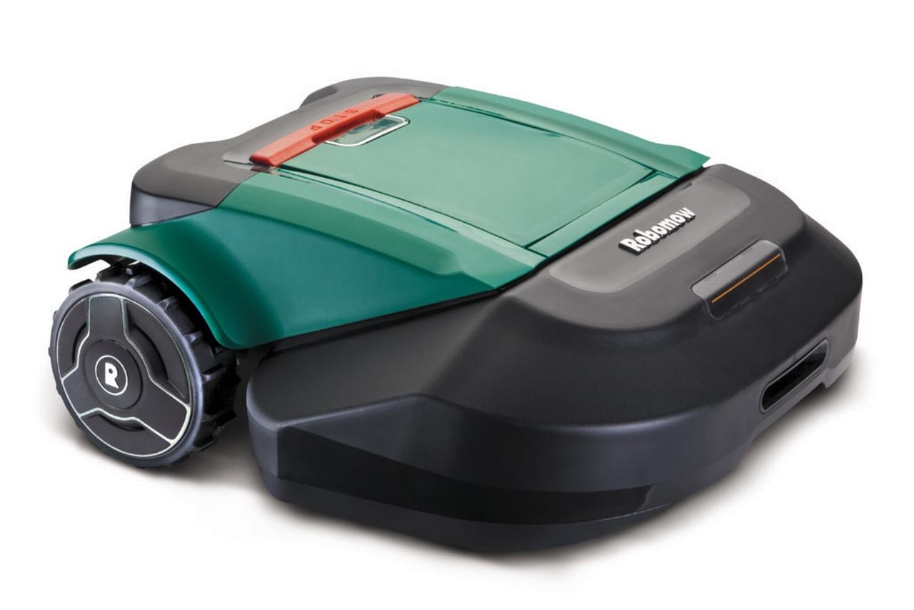 RS630 Robotic Lawn Mower by Robomow