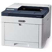Refurbished Xerox Phaser 6510DN Color Laser Printer - 30 ppm (Simplex), 18 ppm (Duplex) - 1200 x 2400 dpi - 300 Sheet - USB 3.0, Ethernet - 120 V AC - White