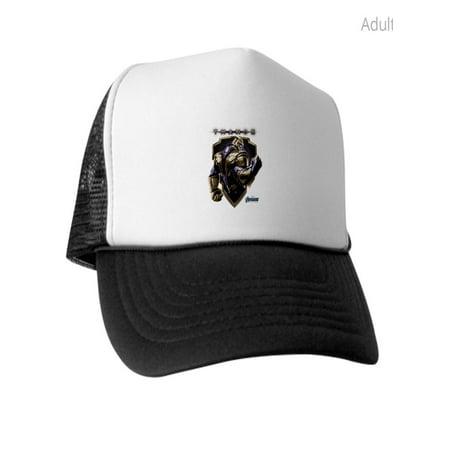 fbc9ac229 CafePress - Thanos - Unique Trucker Hat, Classic Baseball Hat