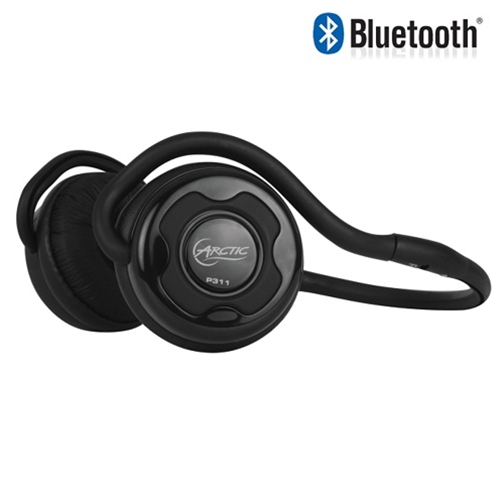 Arctic HEASO-ERM39-GBA01 P311 Bluetooth Headset for Sports - Black