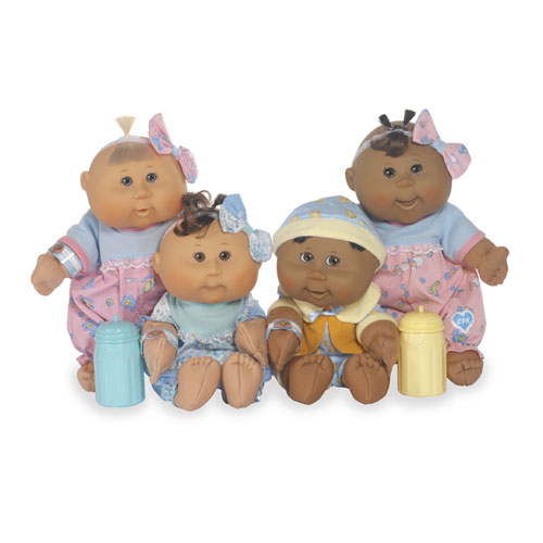 Cabbage Patch Kids Snuggle Beans Limited Edition Doll by Play Along