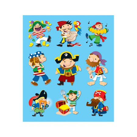Pirates Prize Pack Stickers](Jake The Pirate Stickers)