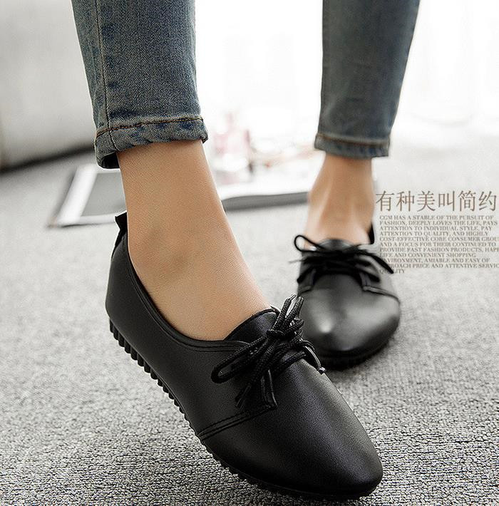 Women Oxfords Casual Shoes Dress Flats