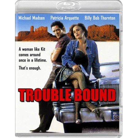Trouble Bound (Blu-ray) (Ray Ban Product Code)