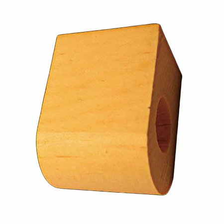 Curtain Rod Coupler Support Country Pine 3