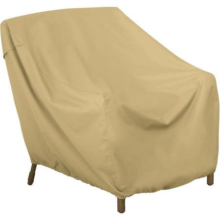 Classic Accessories Terrazzo Patio Lounge Chair Furniture