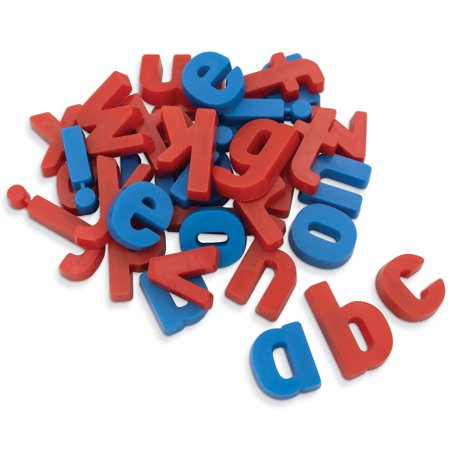 MAGNETIC PLASTIC LETTERS 36-SET LOWERCASE