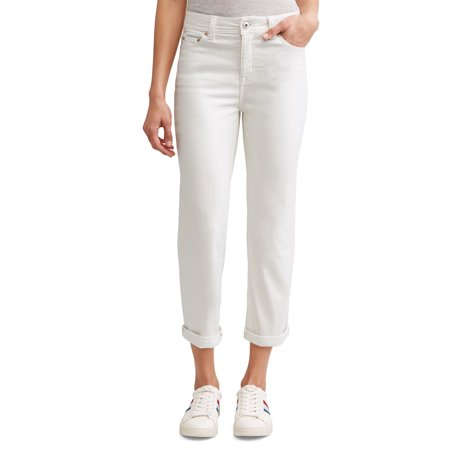 Diesel Cotton Straight Leg Jeans (Maddy Straight Leg Jean Women's (Marshmallow) )