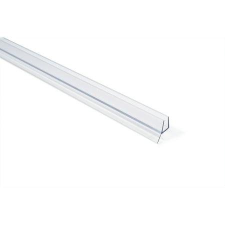 ShowerDoorDirect Frameless Shower Door Seal w/ wipe for 1/4