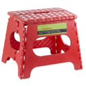 "Greenco Foldable 11"" Step Stool for Adults and Kids"