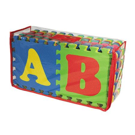 Creativity Street® Wonderfoam® Alphabet Puzzle Mat, 52 Pieces