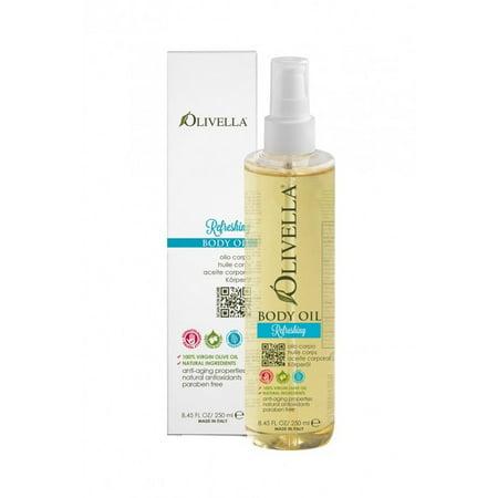 Olivella Body Oil Refreshing Olivella 8.45 oz