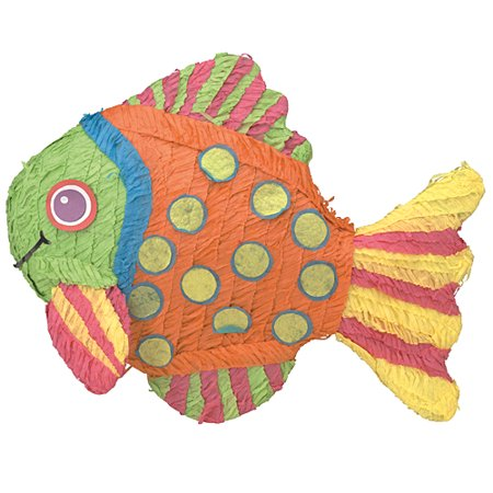 Fish Pinata (Tropical Fish Pinata)