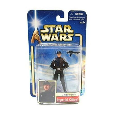 Star Wars A New Hope Imperial Officer Brown Hair - Star Wars Hair Styles