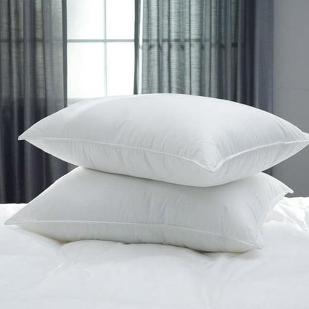 Ellington Home Hypoallergenic Microfiber Bed Pillow  Set Of 2