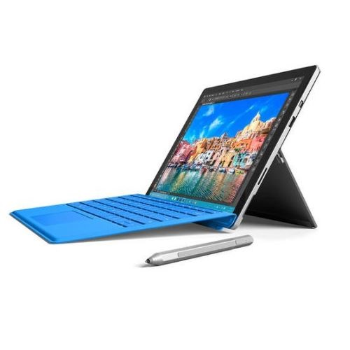 "Microsoft Surface Pro 4 12.3"" Tablet 8GB / 256GB Intel Core i5 Windows 10 Pro (Certified Refurbished)"