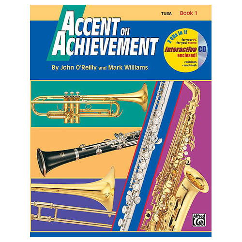 Accent On Achievement Volume1 Tuba