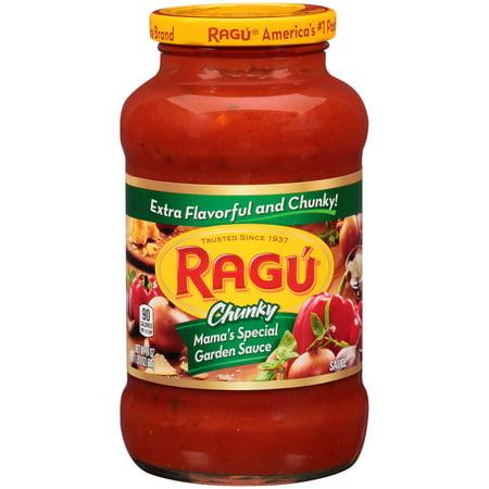 Ragu Sauce Mama'S Special Garden, 24 Oz
