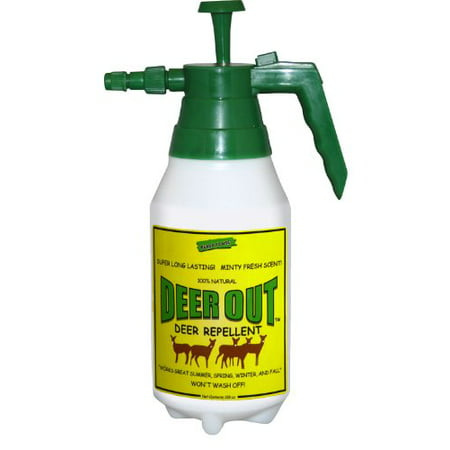 Deer Out 48oz Ready-To-Use Deer Repellent ()