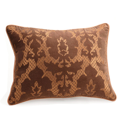 Better Homes and Gardens Antique Wallpaper Collection Oblong Decorative Pillow
