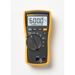 Fluke 114 Electrician's Multimeter True RMS