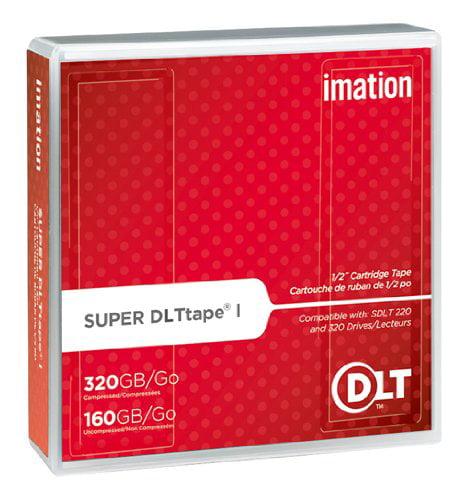 Imation 16260 Super Dlt 1