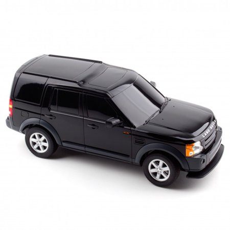 "13.8"" 1:14 Land Rover Discovery 3 Black LRD314B"